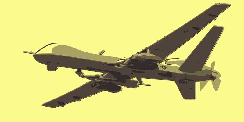 Finding Bin Laden - 7 Amazing Facts About Drones We Want to Spread Out