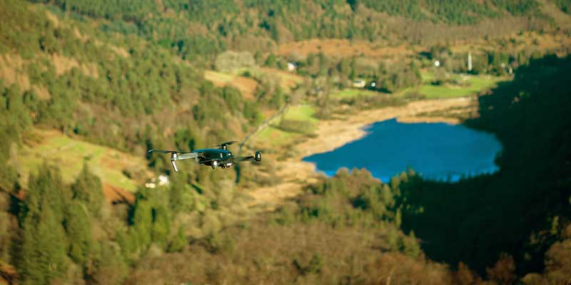 From Airborne Camera Tripods To Flying Spies In War Zones. - 7 Amazing Facts About Drones We Want to Spread Out