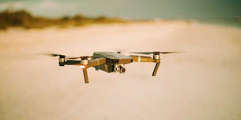 Their Live Feed Is Uninterrupted - 7 Amazing Facts About Drones We Want to Spread Out